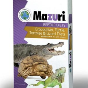 Mazuri Tortoise Diet 12 oz
